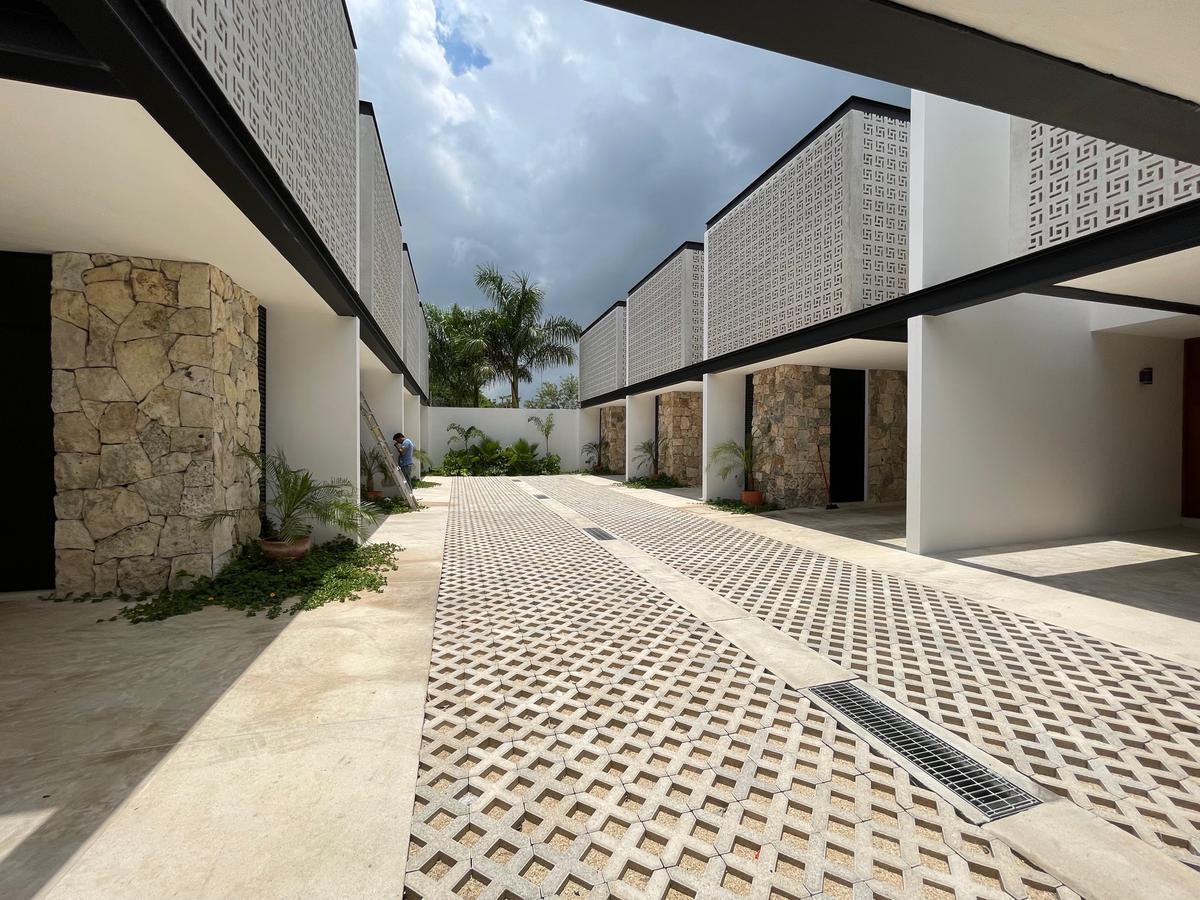 Foto Casa en Venta en  Pueblo Temozon Norte,  Mérida  Casa en venta lista para entrega- Temozón Norte