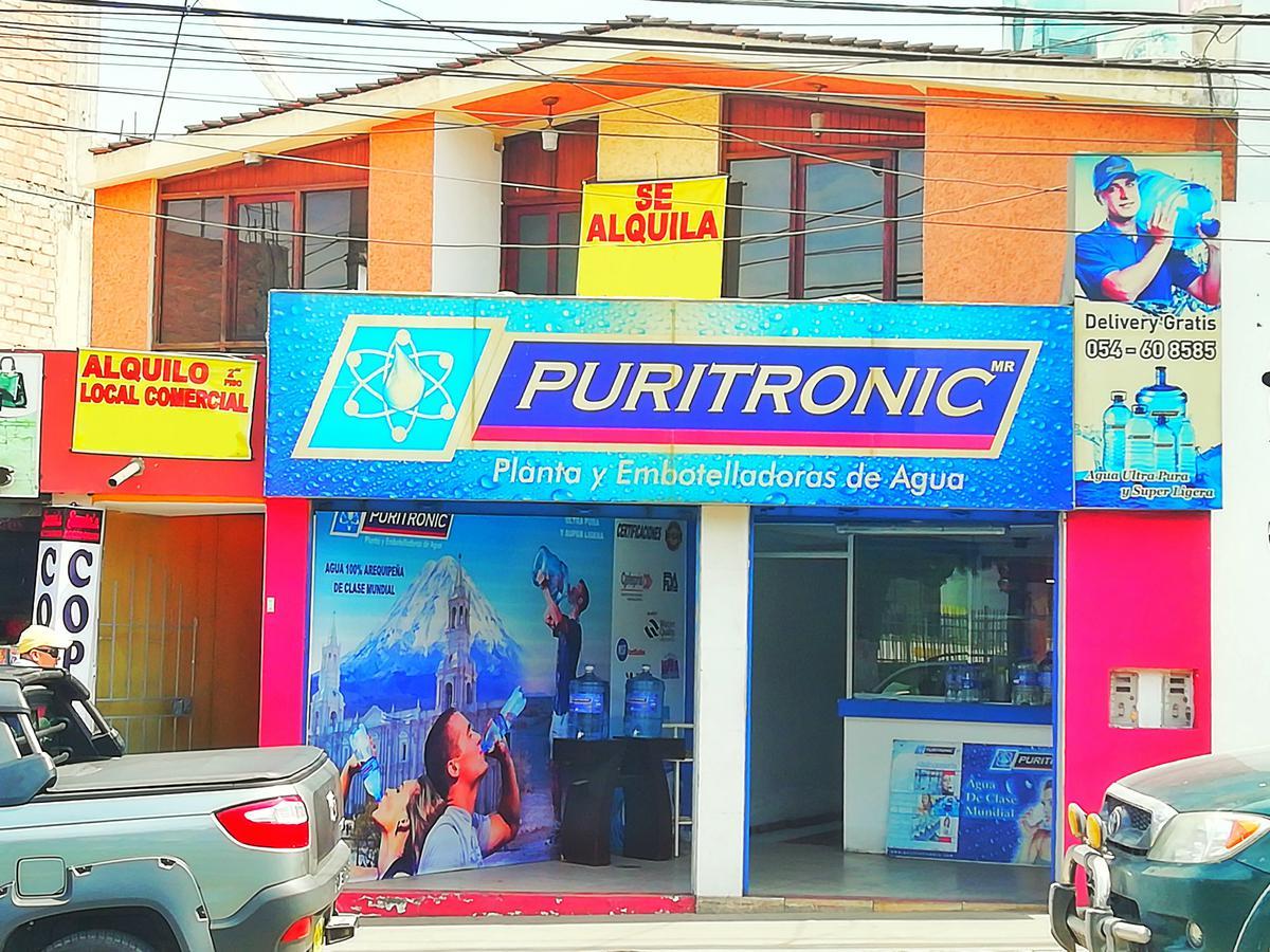 Foto Local en Alquiler |  en  Cerro Colorado,  Arequipa  AV PUMACAHUA