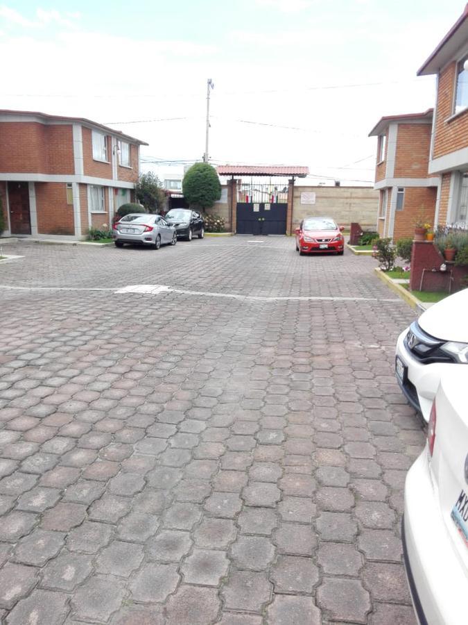 Foto Casa en condominio en Renta en  San Agustín,  Metepec  Metepec Estado de México