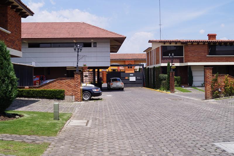 Foto Casa en condominio en Venta en  Metepec ,  Edo. de México  Casa en VENTA, Fraccionamiento Villas Estefania, Metepec, Estado de México.