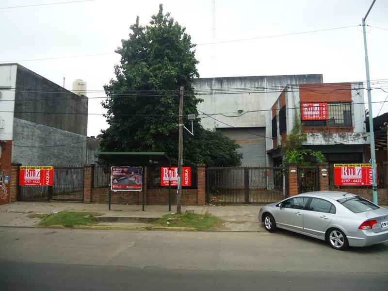 Foto Depósito en Alquiler en  General Pacheco,  Tigre  Hipolito Yrigoyen 2100 (ex Ruta 197)