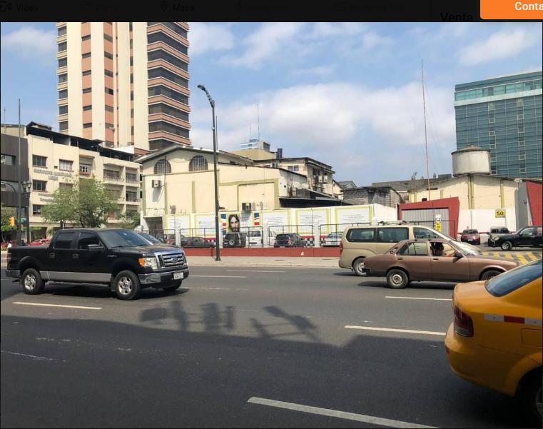Foto Terreno en Venta en  Centro de Guayaquil,  Guayaquil  Av 9 de Octubre y Machala