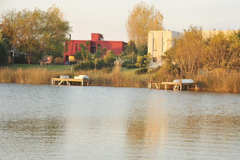 Foto Terreno en Venta en  Casas de Santa Ana,  Villanueva  Lote interno de 586 m2 en Santa Ana