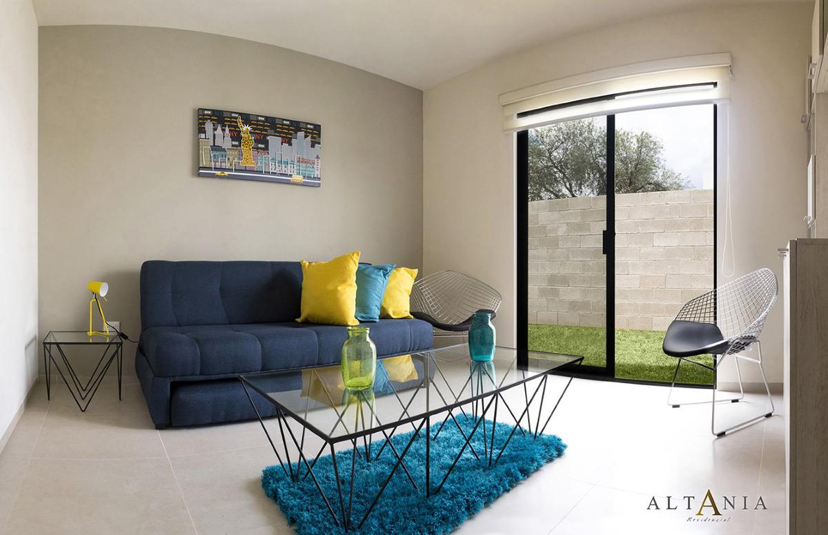 Foto Casa en Renta en  Pozos Residencial,  San Luis Potosí  CASA EN RENTA EN ALTANIA RESIDENCIAL CERCA A LA ZONA INDUSTRIAL