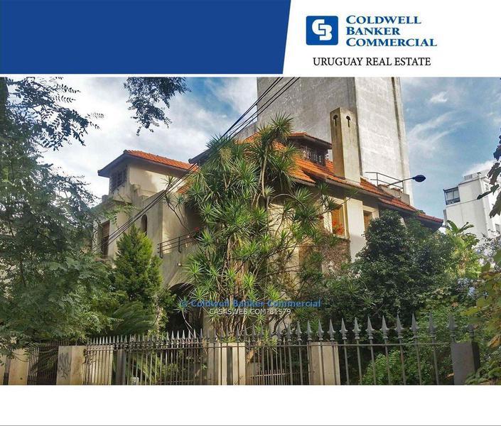 Foto Edificio Comercial en Venta en  Punta Carretas ,  Montevideo  Punta Carretas