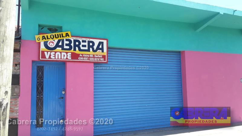 Foto Local en Alquiler en  Lanús Este,  Lanús  CORVALAN 3409