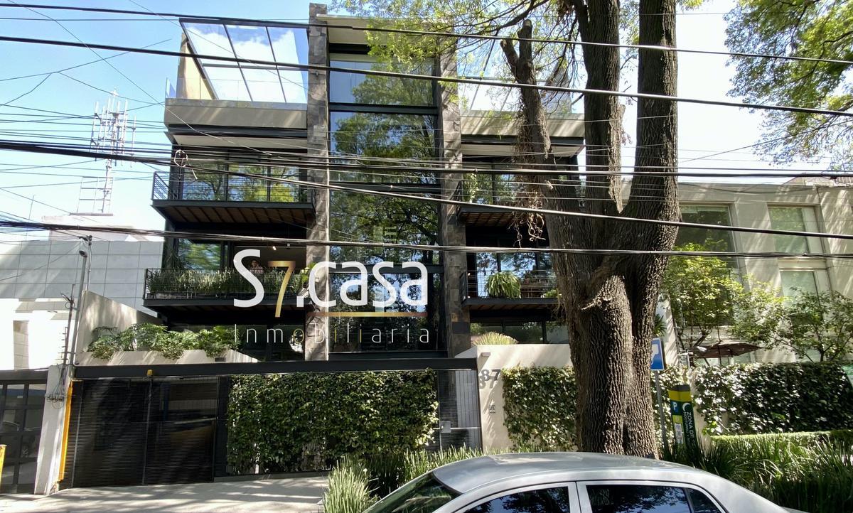 Foto Departamento en Venta en  Polanco,  Miguel Hidalgo  Departamento en venta, Polanco con Terraza