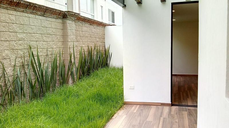 Foto Casa en condominio en Renta en  San Andrés Cholula ,  Puebla   CASA En Renta- Parque Baja California Sur
