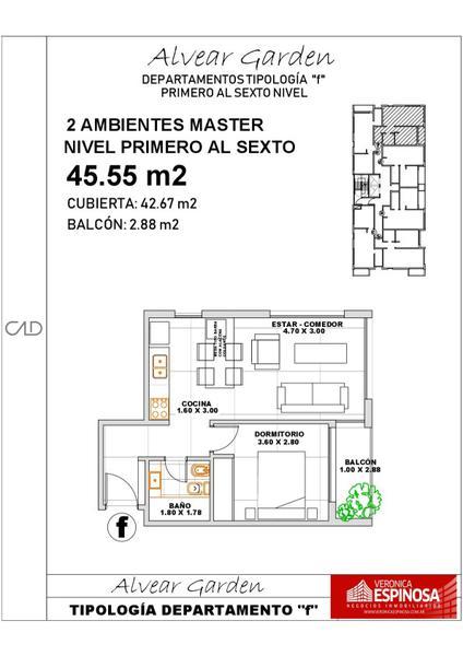 Foto Departamento en Venta en  Ituzaingó,  Ituzaingó  Alvear 900 6ºF