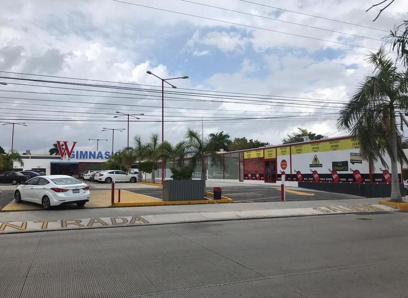 Foto Local en Renta en  Buenavista,  Mérida  Local de 1 Planta en Renta sobre Prolongación Montejo, en Buenavista
