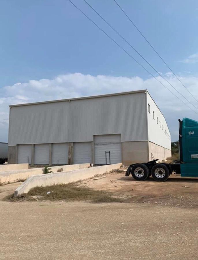 Foto Bodega Industrial en Renta en  Pueblo Teya,  Kanasín  Renta de bodegas industriales con un excelente acceso vial.
