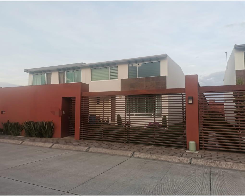 Foto Casa en condominio en Venta en  San Andrés Ocotlán,  Calimaya  CASA EN VENTA, 3 RECAMARAS, TREVI, BOSQUE DE LAS FUENTES