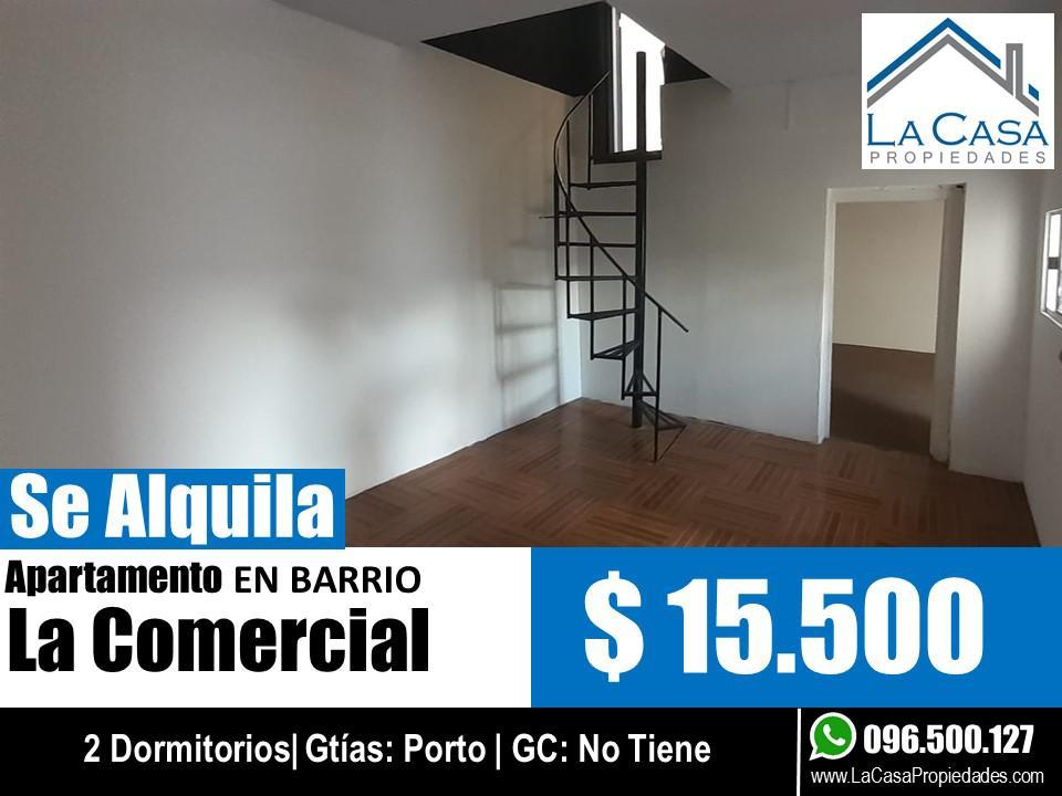 Foto Apartamento en Alquiler en  La Comercial ,  Montevideo  Defensa 2400/06