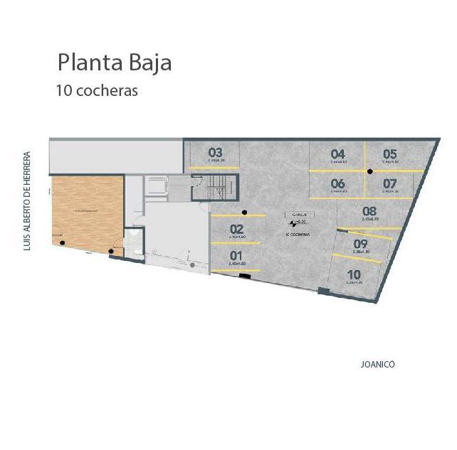 Foto Local en Venta en  La Blanqueada ,  Montevideo                          Luis A. de Herrera y Joanicó