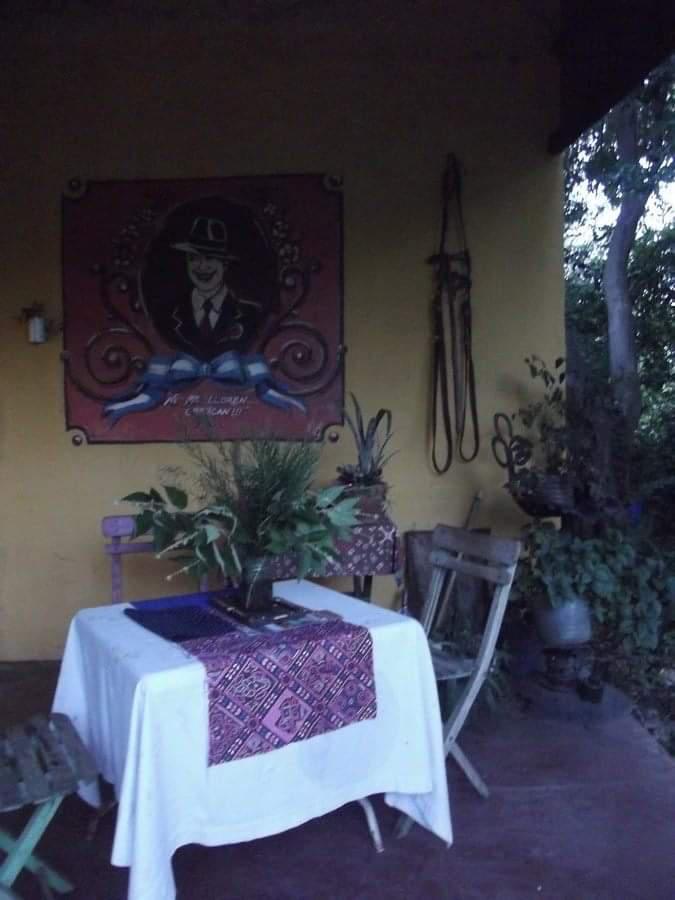Foto Quinta en Venta en  Merlo,  Junin  VENDO CAMPING DE 1.2 HAS CON CABAÑAS EN LAS CHACRAS TRASLASIERRAS CORDOBA