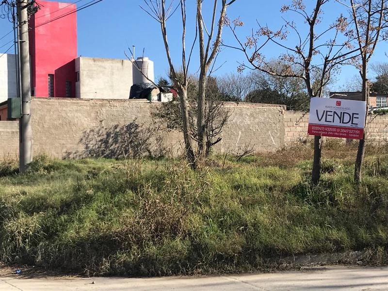 Foto Terreno en Venta en  Alta Gracia,  Santa Maria  Lote ideal para galpón - Barrio Parque Casino