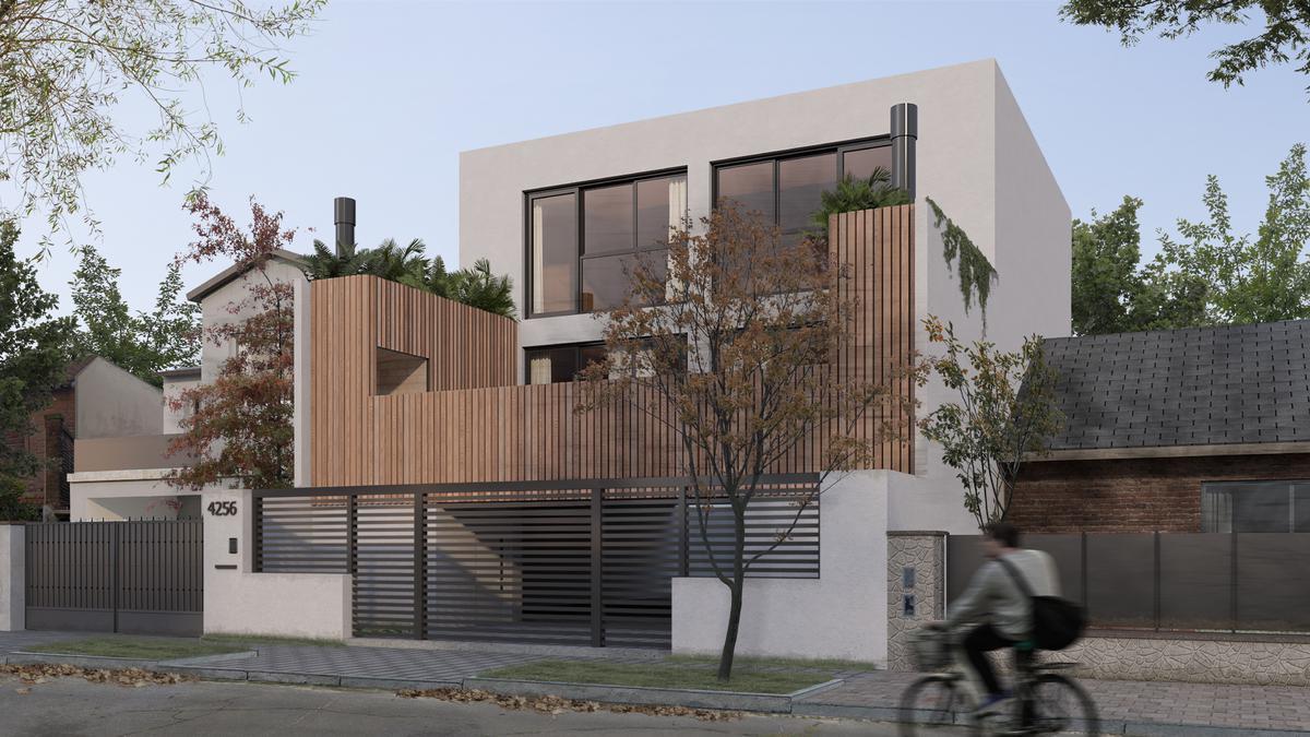 Foto Casa en Venta en  Olivos-Uzal/Panam.,  Olivos  Barreiro Aguirre al 4200 - Unidad A