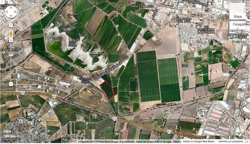 Foto Terreno en Venta en  Ejido Plan de Ayala O Santa Rosa,  León  Terreno en Santa María Auxiliadora, col. La Estancia/ León (Guanajuato