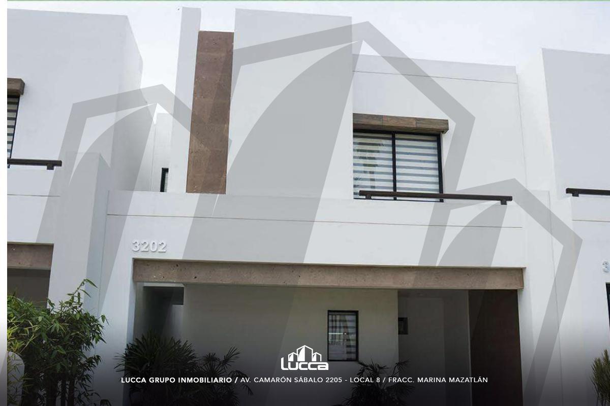 Foto Casa en Venta en  Mazatlán ,  Sinaloa  CASA EN FRACC. PALMILLA RESIDENCIAL MODELO ALONDRA
