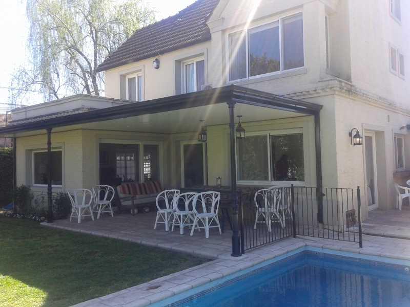 Foto Casa en Alquiler temporario en  Las Lomas-La Merced,  Las Lomas de San Isidro  Gral. Guido al 3200