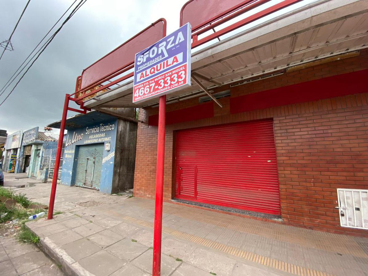 Foto Local en Alquiler en  San Miguel ,  G.B.A. Zona Norte  AV. BALBIN al 5600