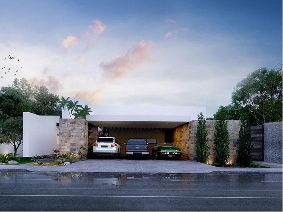 Foto Casa en Venta en  Mérida ,  Yucatán  Artisana Temozon Norte