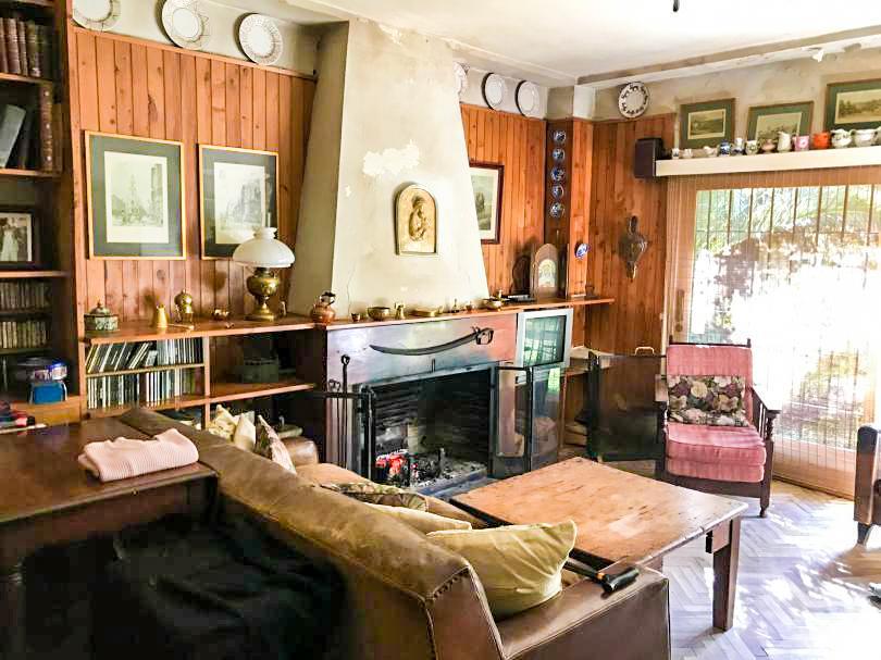 Foto Casa en Venta en  Carrasco Norte ,  Montevideo  En una planta.  3 dormitorios y servicio