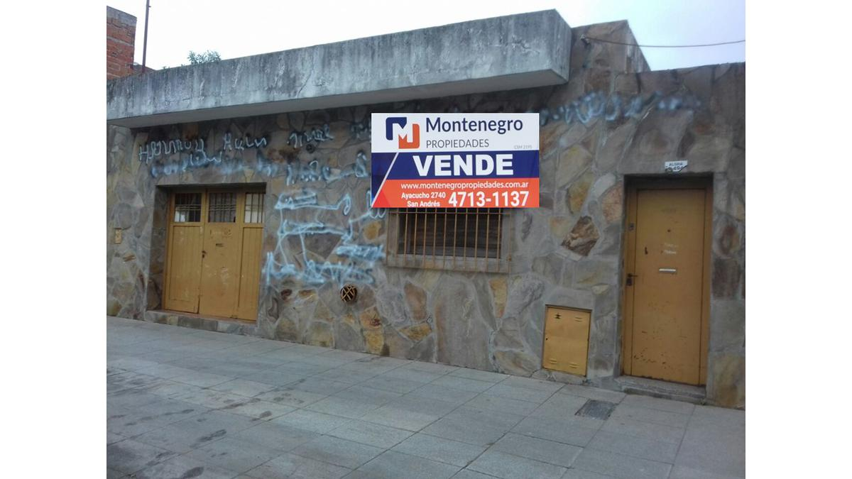 Foto Terreno en Venta en  General San Martin ,  G.B.A. Zona Norte  Alsina al 4900