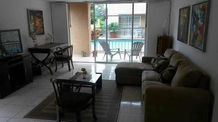 Foto Departamento en Renta en  San Rafael,  Escazu   Alquila Apartamento Amoblado a 2 min de la PACO