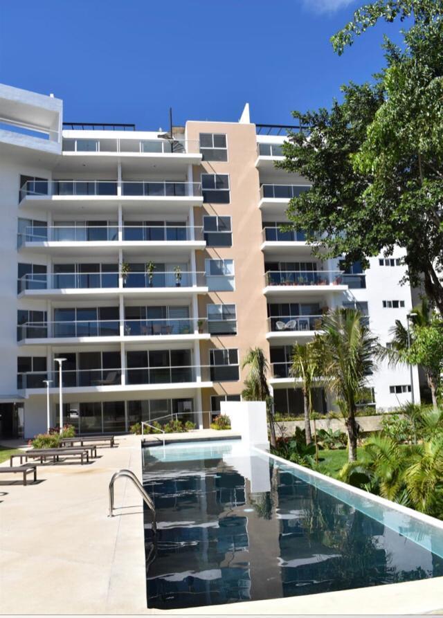 Foto Departamento en Venta en  Supermanzana 310,  Cancún  DEPARTAMENTOS EN PREVENTA EN CANCUN EN RESIDENCIAL PALMARIS (PALMETTO)