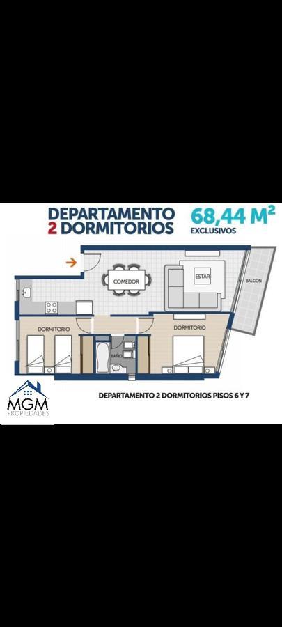 Foto Departamento en Venta en  Arroyito,  Rosario  Avellaneda al 900 bis