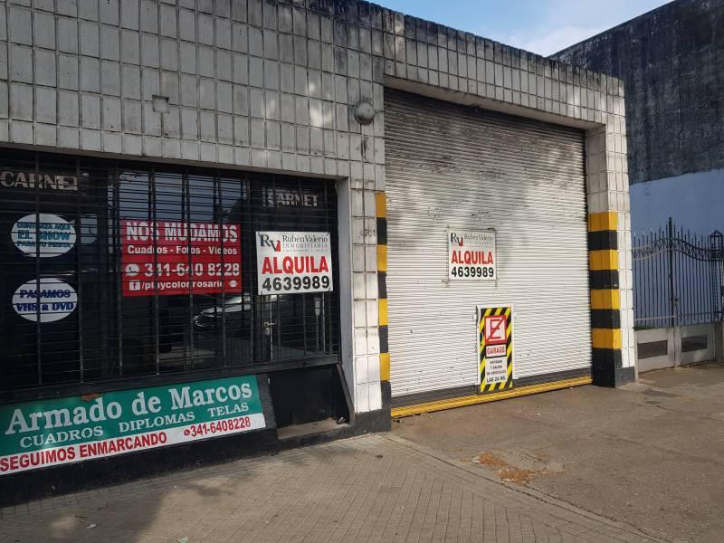Foto Local en Alquiler en  Tiro Suizo,  Rosario  Av. San Martin  al 4500