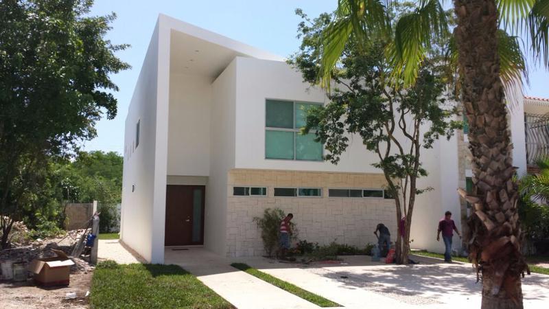 Foto Casa en Renta en  Solidaridad ,  Quintana Roo  Casa 3 Recamaras Playa Magna 31 A
