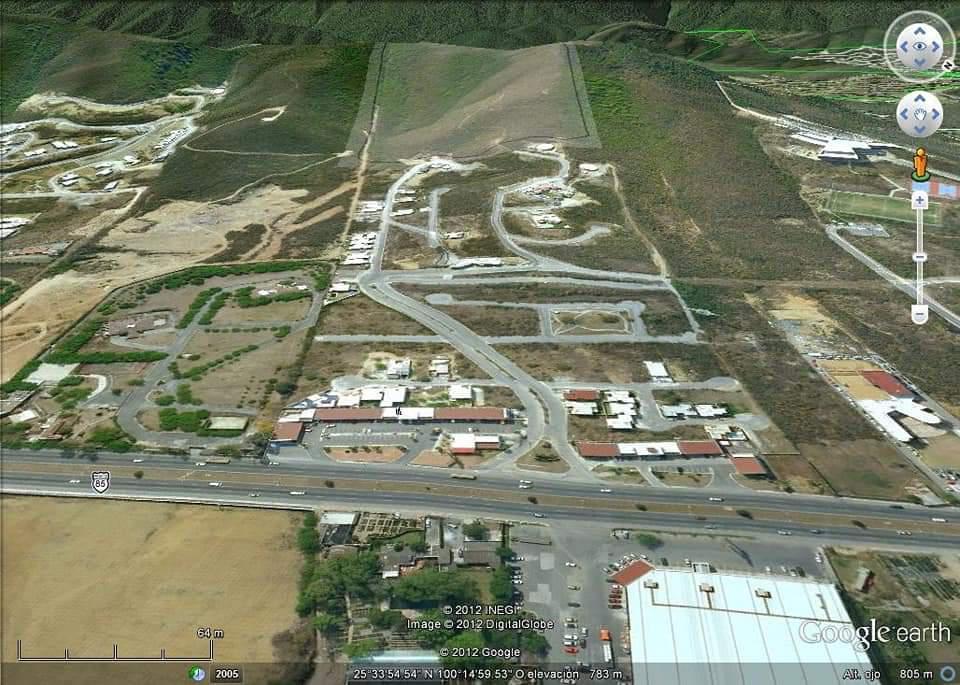 Foto Terreno en Venta en  Guadalupe ,  Nuevo León  CARRETERA NACIONAL