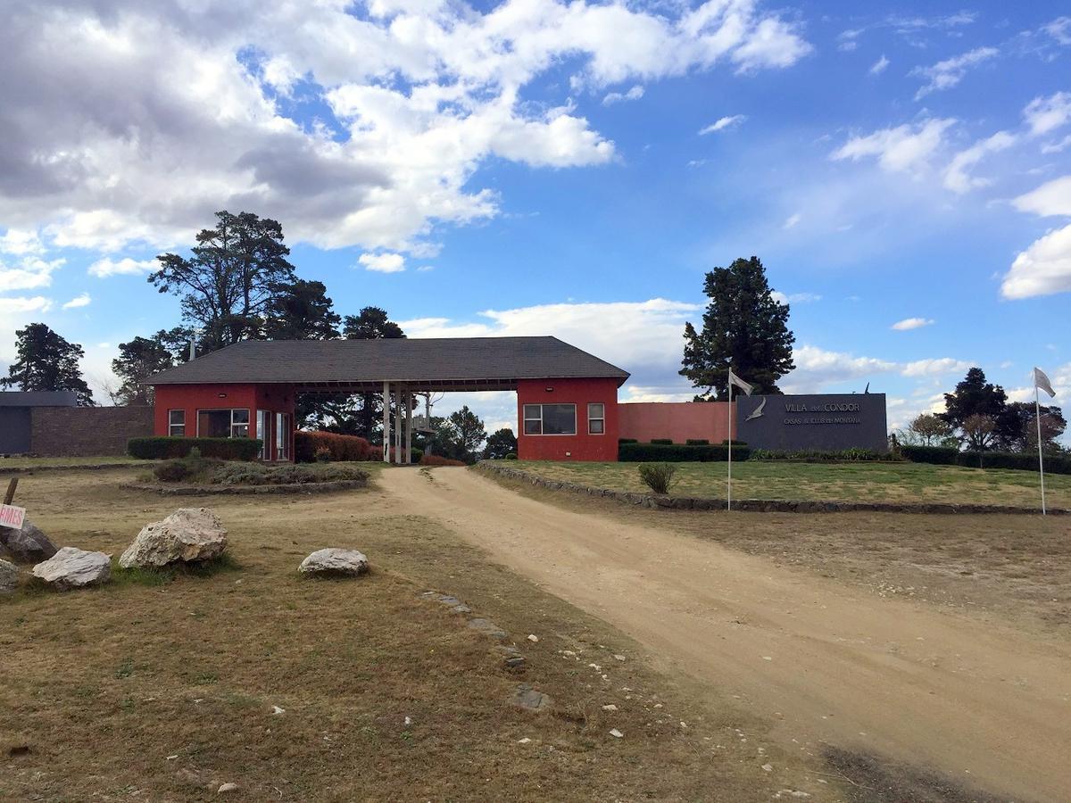 Foto Terreno en Venta en  Potrero De Garay,  Santa Maria  Villa del Condor, Potrero de Garay