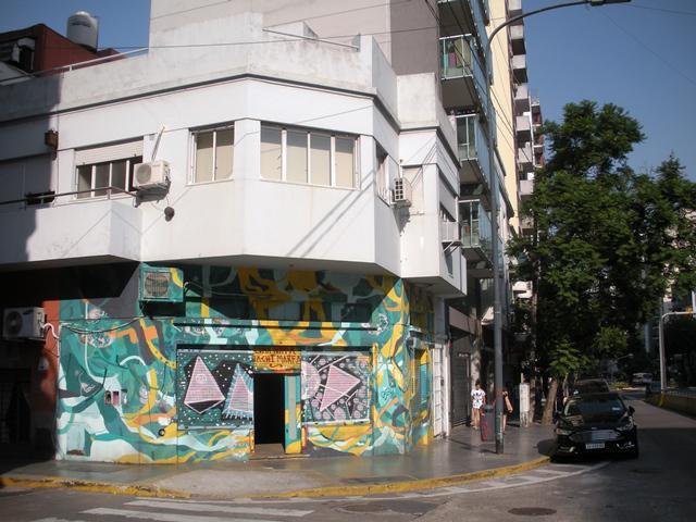 Foto Local en Alquiler en  Palermo ,  Capital Federal  Av. Santa Fe esq Ravignani