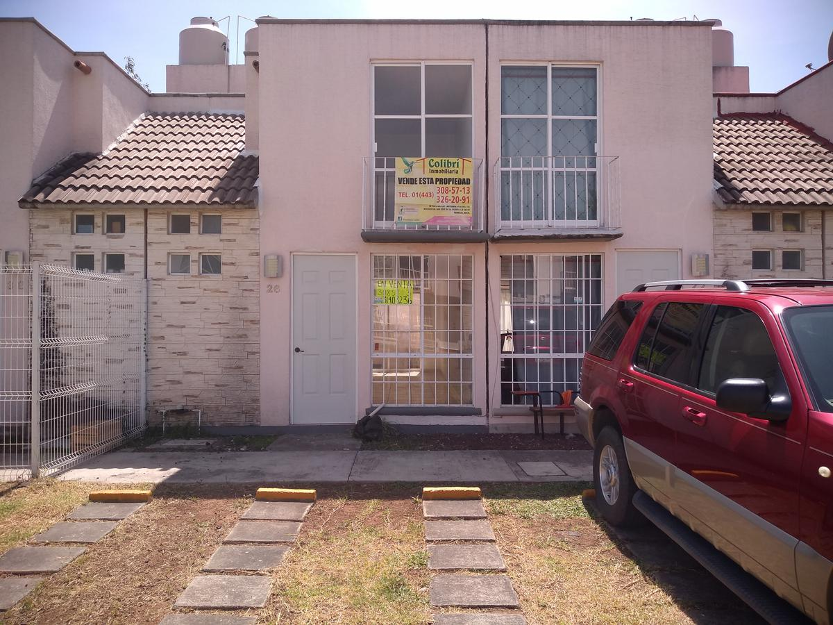 Foto Casa en Venta en  Poblado comunal San Juanito Itzicuaro,  Morelia  FRACC. ARKO SAN MATEO PRIV. JUNTAS DE SAN FELIPE # 26