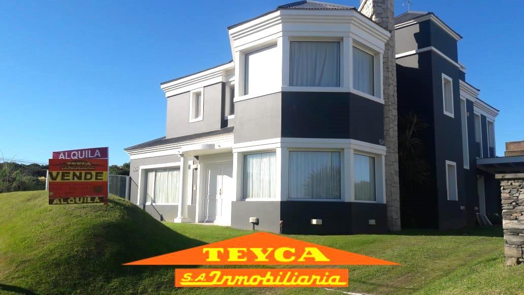 Foto Casa en Alquiler temporario en  Pinamar ,  Costa Atlantica  Retama 99