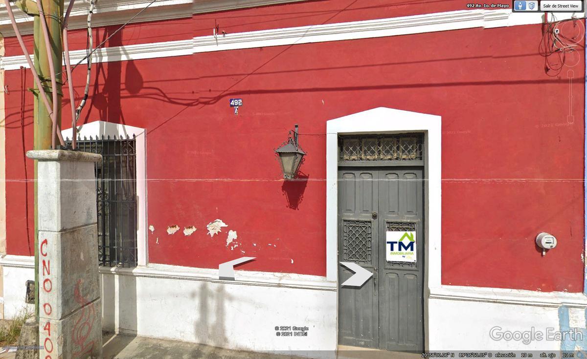 Foto Casa en Venta en  Mérida ,  Yucatán  Céntrica Casa