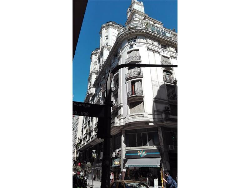 Foto Departamento en Venta en  Microcentro,  Centro      Tucuman 810, 5 piso, esquina Esmeralda - Edificio Bencich - Centro
