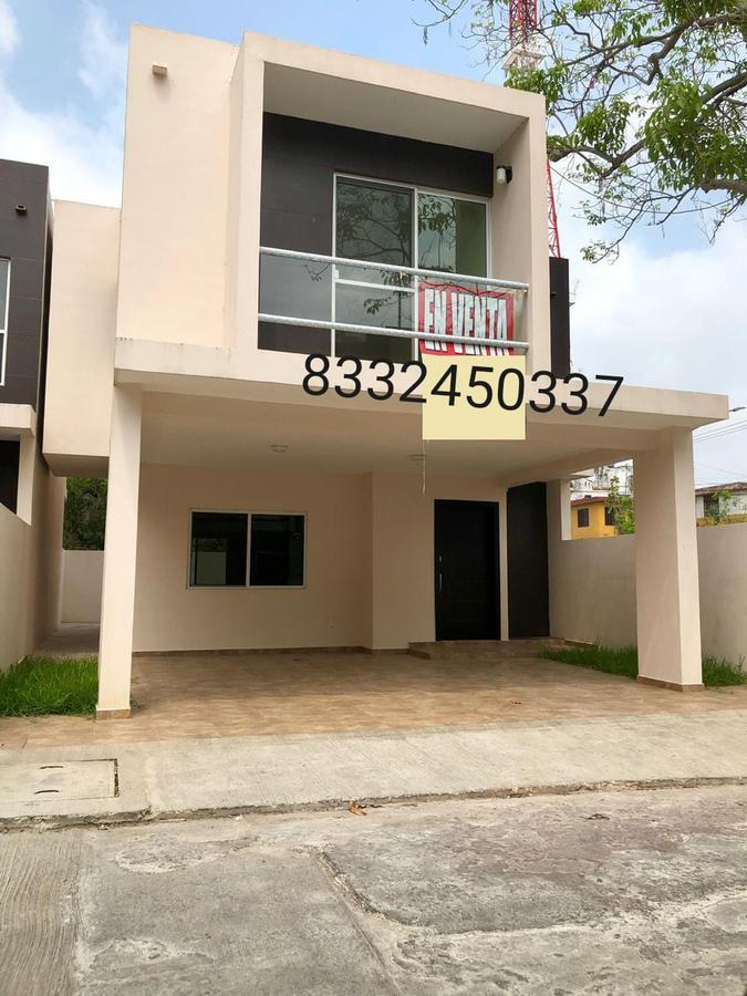 Foto Casa en Venta en  Tampico ,  Tamaulipas  Col. Campbell