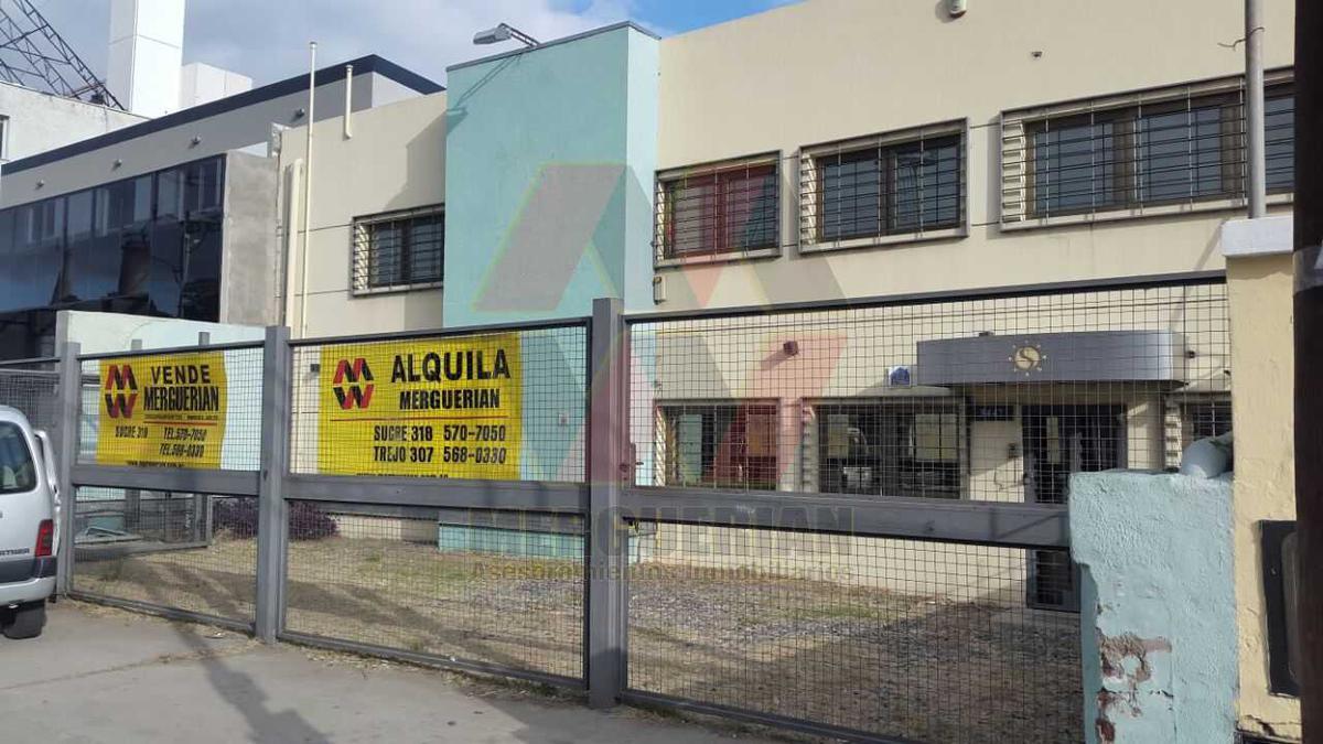Foto Nave Industrial en Venta en  Cerro Chico,  Cordoba  AV.LA CORDILLERA al 3400