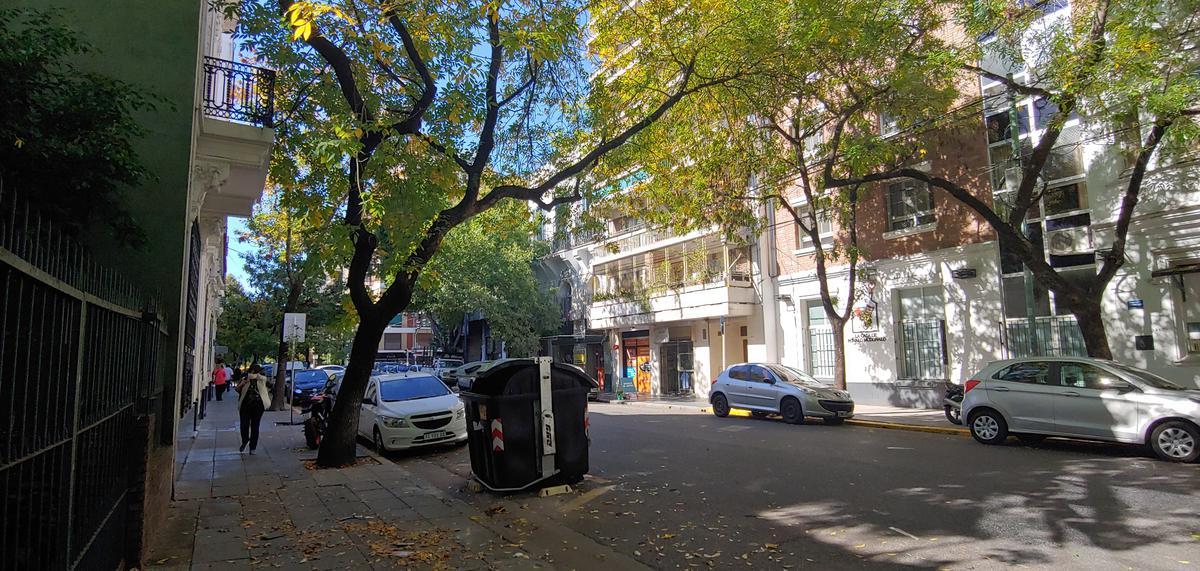 Foto PH en Venta en  Almagro ,  Capital Federal  Juan domingo Peron al 3900