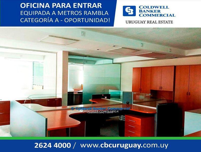 Foto Oficina en Alquiler en  Parque Rodó ,  Montevideo  Parque Rodó