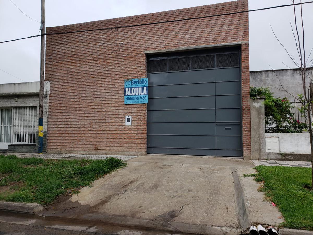 Foto Galpón en Alquiler en  Belgrano,  Rosario  PERU al 1500