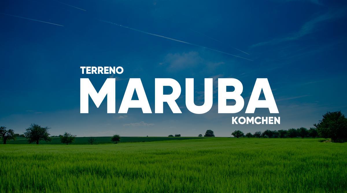 Foto Terreno en Venta en  Pueblo Komchen,  Mérida  MARUBA | KOMCHEN