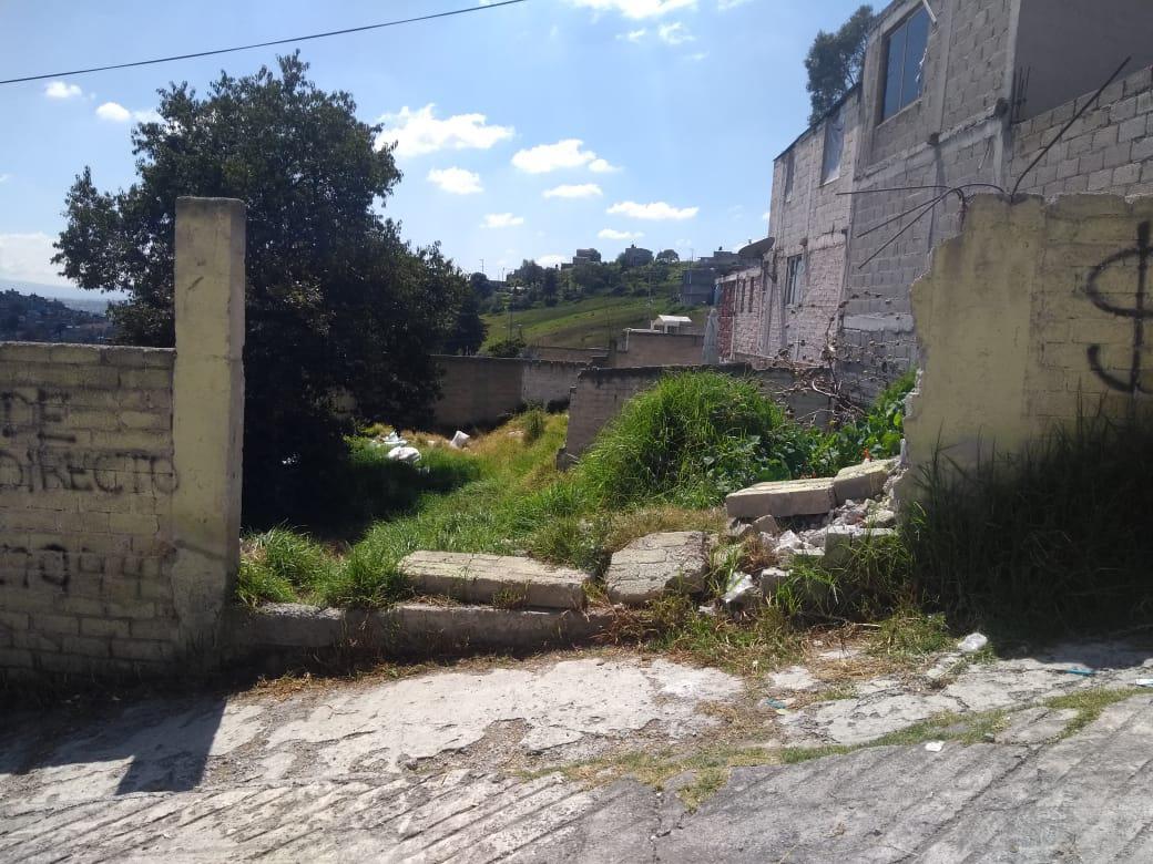 Foto Terreno en Venta en  San Miguel Apinahuizco,  Toluca  EL MIRADOR al 100