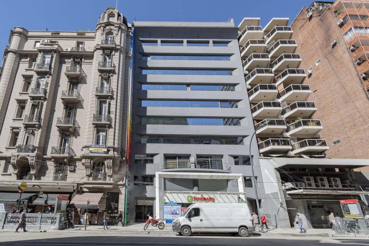 Foto Oficina en Alquiler en  Centro ,  Capital Federal  Av. Corrientes y Riobamba
