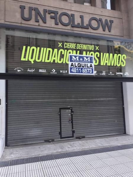 Foto Local en Alquiler en  Microcentro,  Centro (Capital Federal)  Av Callao al 400