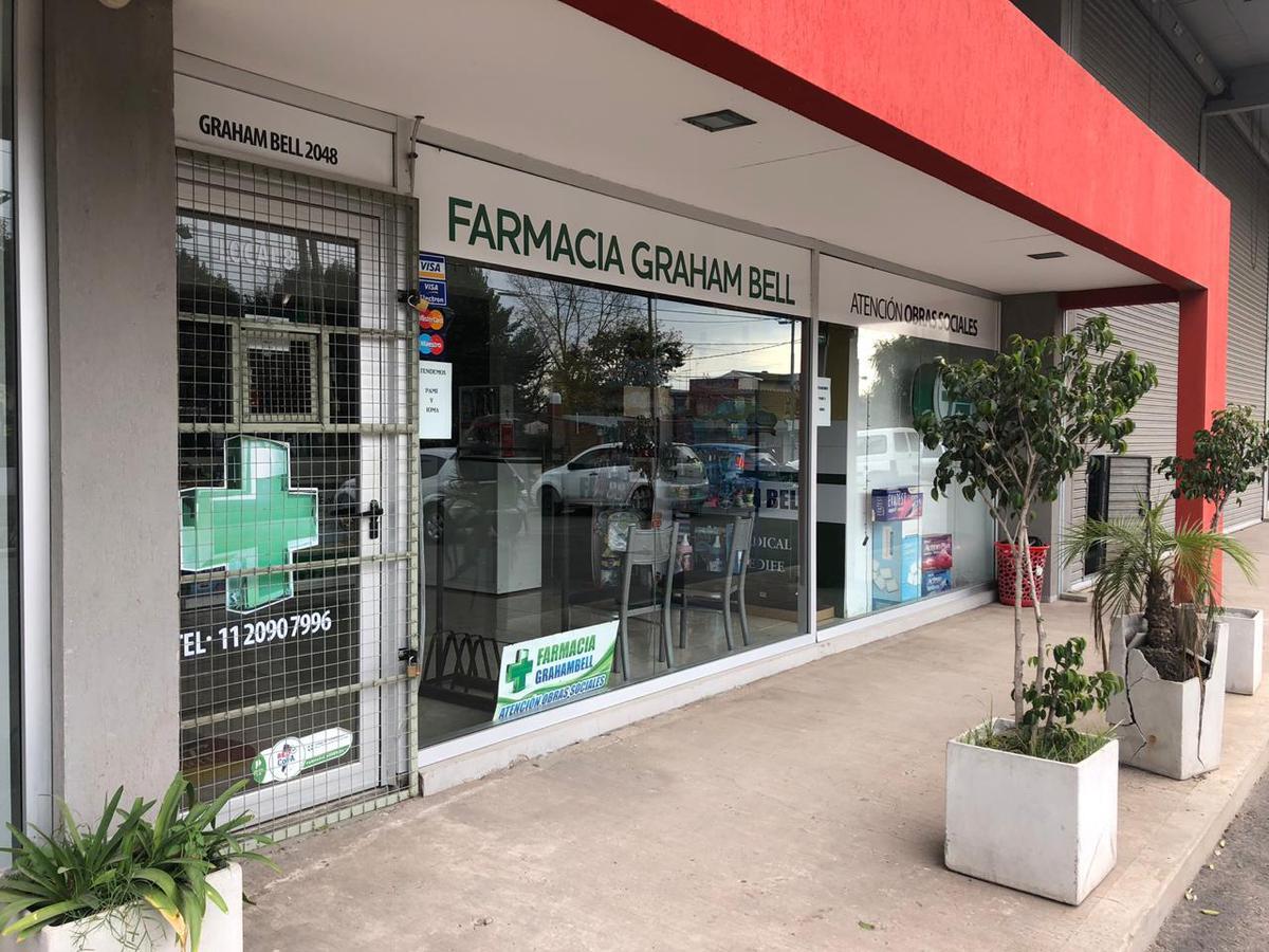 Foto Local en Venta en GRAHAM BELL, A. entre CORVALAN y GAONA, AVDA., Moreno | Paso Del Rey | Graham Bell
